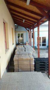 Príprava zásielky 30 tisíc kusov detských sirupov s beta-glukánom na export do Bulharska
